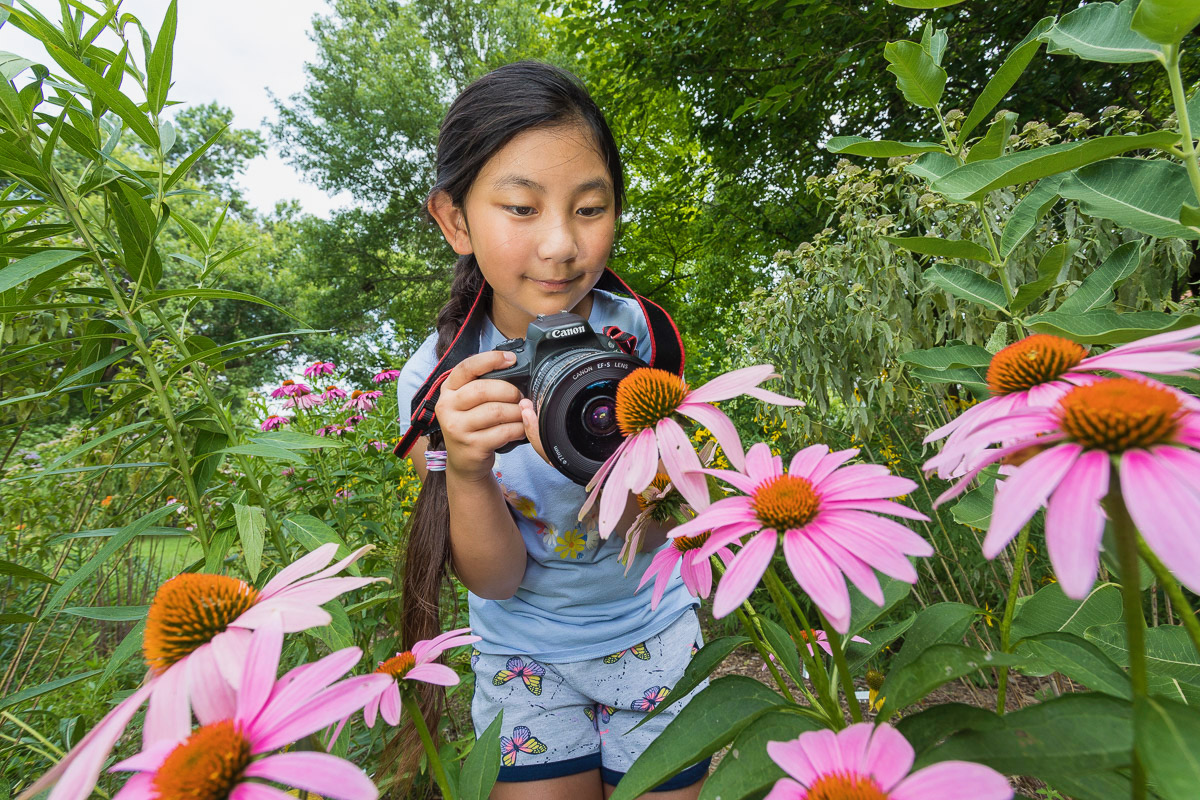 """Audubon Article – """"Challenge Your Kids With These Six Nature-Photography Projects"""""""